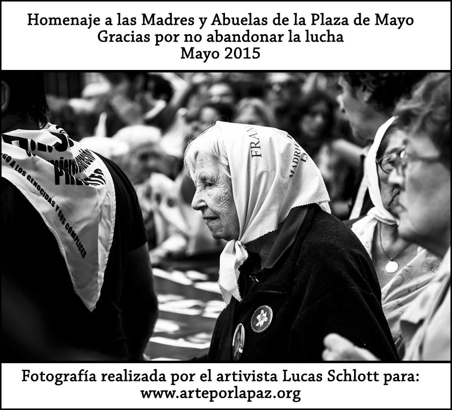 Madres y Abuelas Plaza de Mayo 2